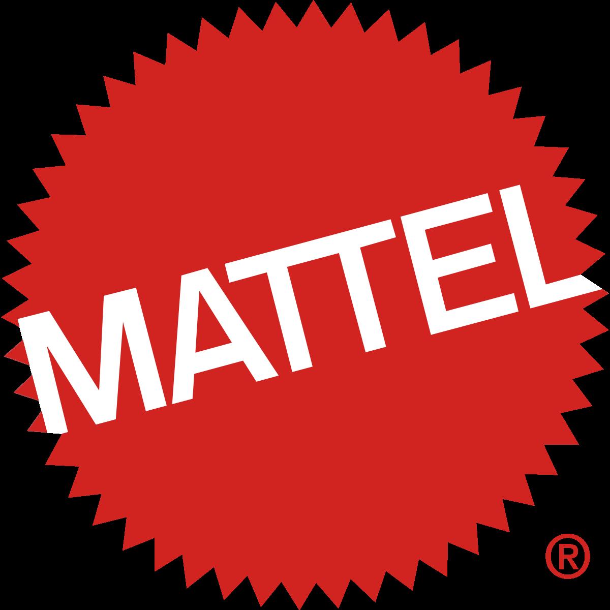 Zabawki Mattel