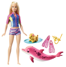 Barbie i Delfiny