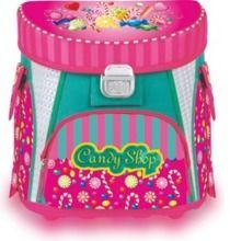 COOLPACK  TORNISTER KASETONOWY K FOR KIDS CANDY - 56014CP