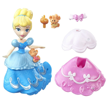 DISNEY PRINCESS MINI KOPCIUSZEK W SUKIENCE - B7158