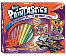DUMEL - PAINTASTICS BIG BOX RENART - ZESTAW PAINTASTICS DUŻY - 01035