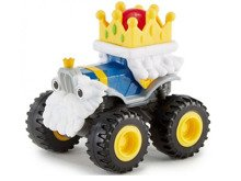 FISHER PRICE BLAZE POJAZD METALOWY KING TRUCK  DYN37