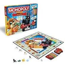gra planszowa, monopoly junior
