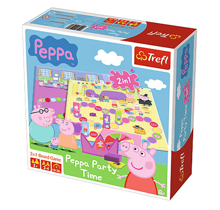 GRA ŚWINKA PEPPA PARTY TIME 2W1 01234
