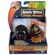 HASBRO - ANGRY BIRDS POWER BATTLERS, FIGURKI STAR WARS - A2493