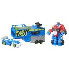 HASBRO - TRANSFORMERS RESCUE BOT OPTIMUS PRIME TRUCK B5584