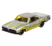 HOT WHEELS 50 ROCZNICA ZAMAC '68 BARRACUDA FOMRULA S - FRN26