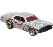 HOT WHEELS 50 ROCZNICA ZAMAC DUSTER FRN30