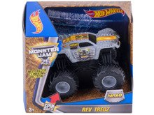 HOT WHEELS MONSTER JAM REV TREDZ MAX-D DXB06