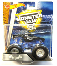 HOT WHEELS MONSTER JAM SUPERTERENÓWKA BATMAN - DWN07