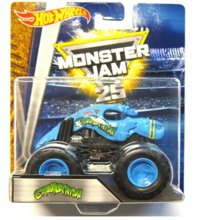 HOT WHEELS MONSTER JAM SUPERTERENÓWKA CRUSHSTATION - DRR53
