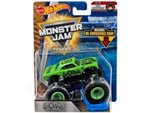 HOT WHEELS MONSTER JAM SUPERTERENÓWKA GAS MONKEY FLW83