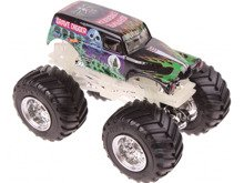 HOT WHEELS MONSTER JAM SUPERTERENÓWKA GRAVE DIGGER FLW84