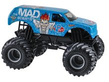 HOT WHEELS MONSTER JAM SUPERTERENÓWKA MAD SCIENTIST FLW90