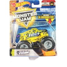 HOT WHEELS MONSTER JAM SUPERTERENÓWKA TITAN FLW96