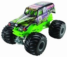 HOT WHEELS MONSTER JAM TERENÓWKA GRAVE DIGGER CCB06
