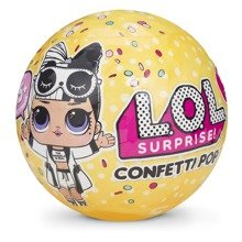 L.O.L SURPRISE LALECZKA CONFETTI POP SERIA 3 - 551546