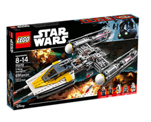 LEGO STAR WARS Y-WING STARFIGHTER - 75172