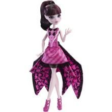 MONSTER HIGH DRACULAURA WAMPISKRZYDŁA 2 w 1 - DNX65
