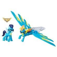 MY LITTLE PONY GUARDIANS OF HARMONY FIGURKI SPITFIRE AND SOARIN B6011