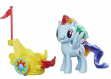 MY LITTLE PONY KUCYKOWY RYDWAN RAINBOW DASH - B9835