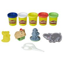 PLAY-DOH DISNEY JUNIOR ZESTAW LWIA STRAŻ (LION GUARD) - C0392