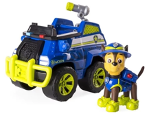 PSI PATROL POJAZD CHASE JUNGLE + FIGURKA 79020