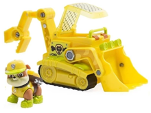 PSI PATROL POJAZD RUBBLE JUNGLE + FIGURKA 79022