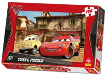 PUZZLE 100 KUMPLE Z CARS - 16160