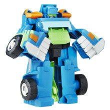 TRANSFORMERS - RESCUE BOTS HOIST THE TOW - BOT HOLOWNIK - B5866