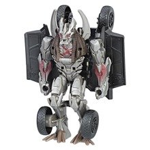 TRANSFORMERS TURBO CHANGER DECEPTICON BERSERKER - C2823