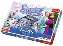 TREFL - SNOW ADVENTURE FROZEN - DISNEY FILM KRAINA LODU - 01292
