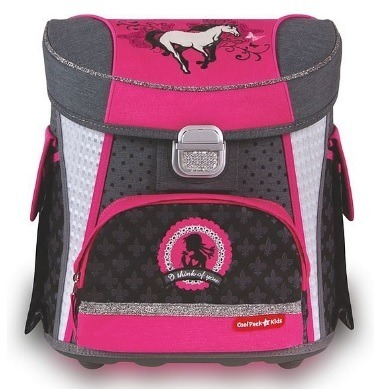 COOLPACK  TORNISTER KASETONOWY  FOR KIDS HORSE (KOŃ) - 56021CP