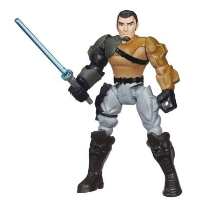 HASBRO - HERO MASHERS STAR WARS - REBELIANCI - KANAN JARRUS - B3661