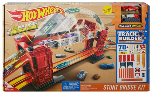 HOT WHEELS KASKADERSKI MOST ZESTAW DO KONFIGURACJI - DWW97