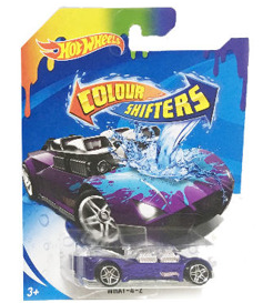 HOT WHEELS ZMIENIAJĄCY KOLOR WHAT-4-2 - FPC60