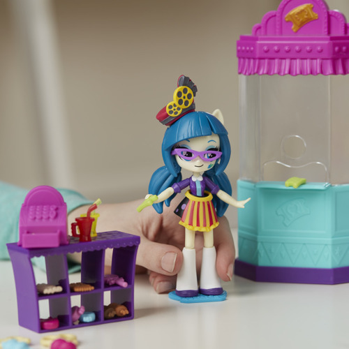 MY LITTLE PONY EQUESTRIA GIRLS ZESTAW KINOWY - C0409
