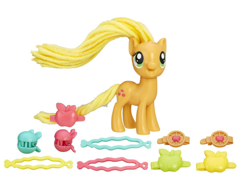 MY LITTLE PONY STYLOWA GRZYWA - APPLE JACK - B9617