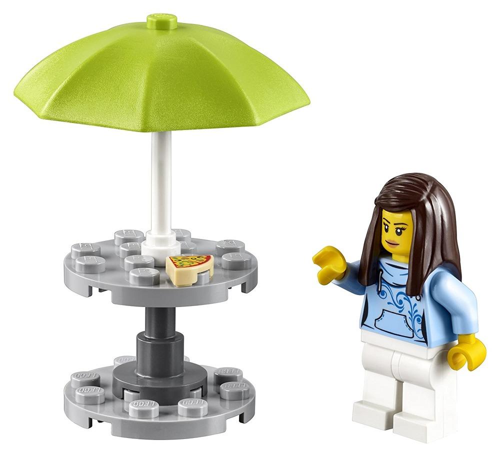 Lego Lego City Foodtruck Z Pizzą 60150 Niska Cena Fitompl